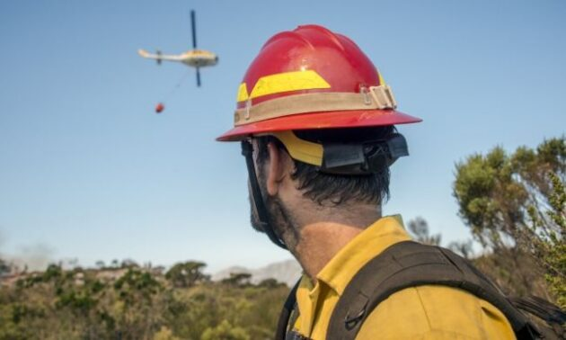 What to Expect During the Wildland Firefighter Pack Test