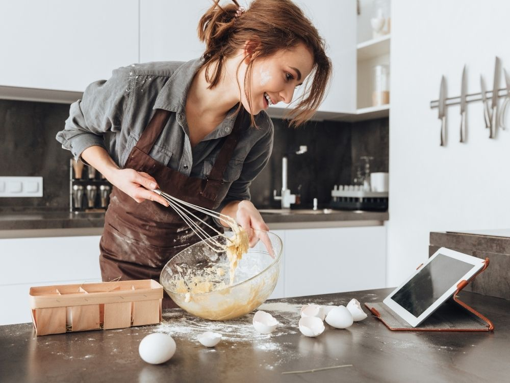 Why Cooking Can Act as a Stress Reliever
