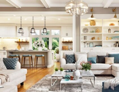 The Benefits of Rearranging Your Furniture