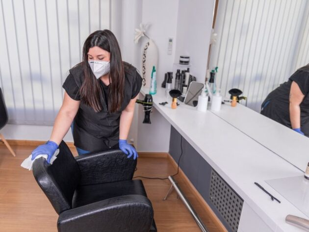 Tips for Salon Chair Maintenance and Cleaning